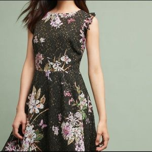 Erin and Ali floral dress